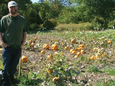 Prescott Farm grows pumpkins from all over the world (790 w/cuts)