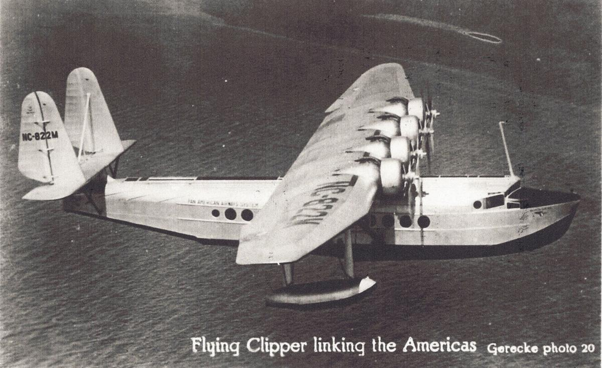 05-17 COM Flying Clipper
