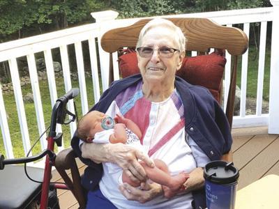 Betty A. Mayer, 88