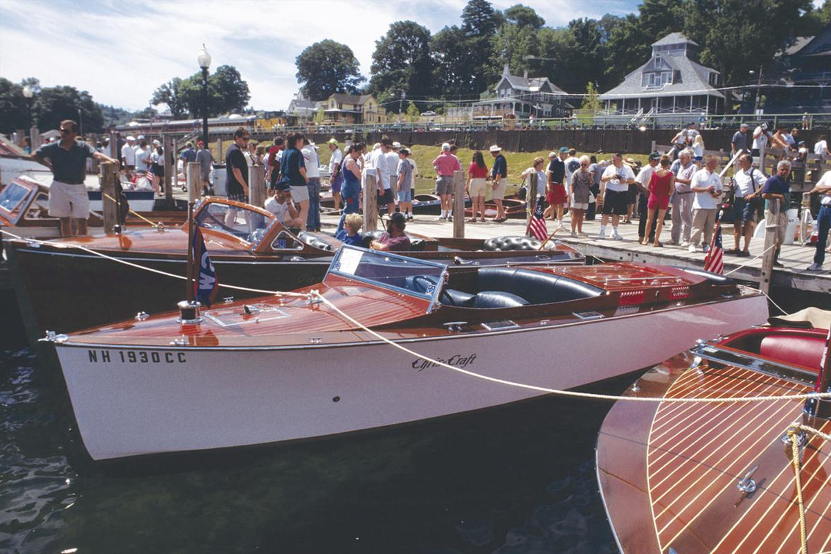 07-13 Vintage Boats