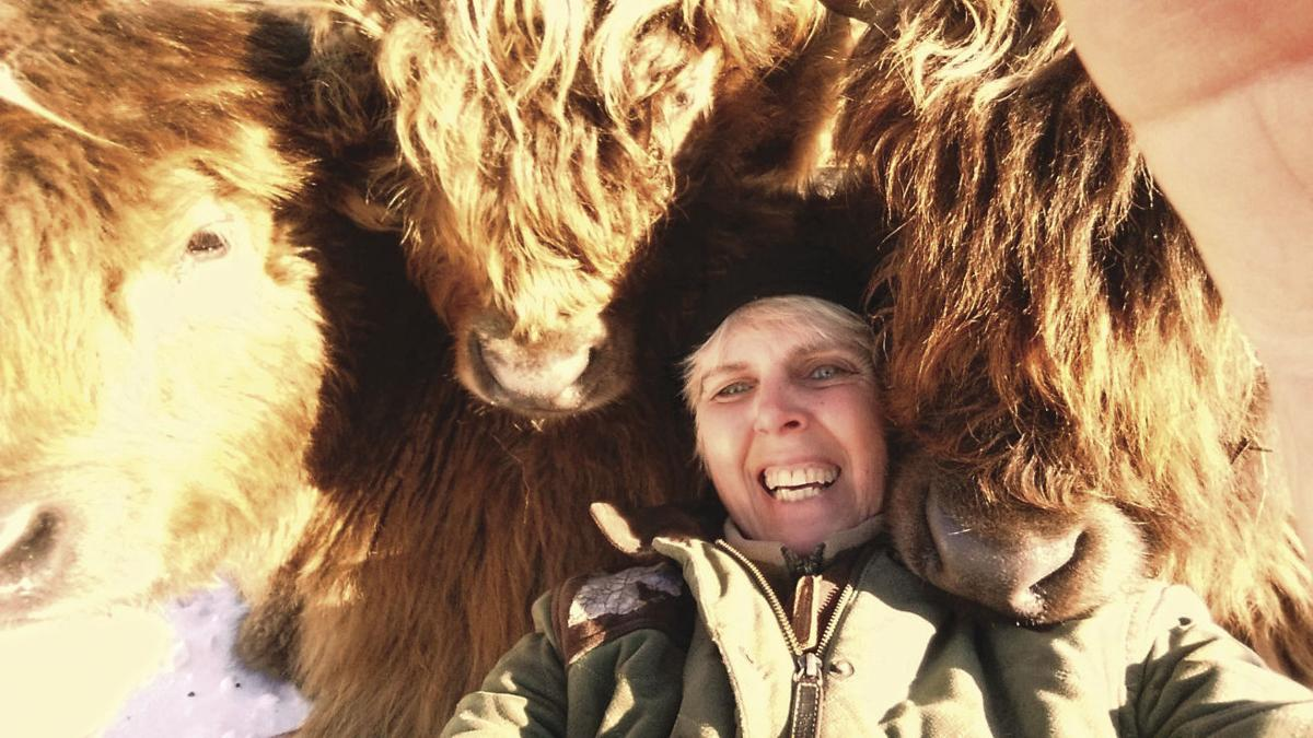 12-7 outdoors farm Selfie3