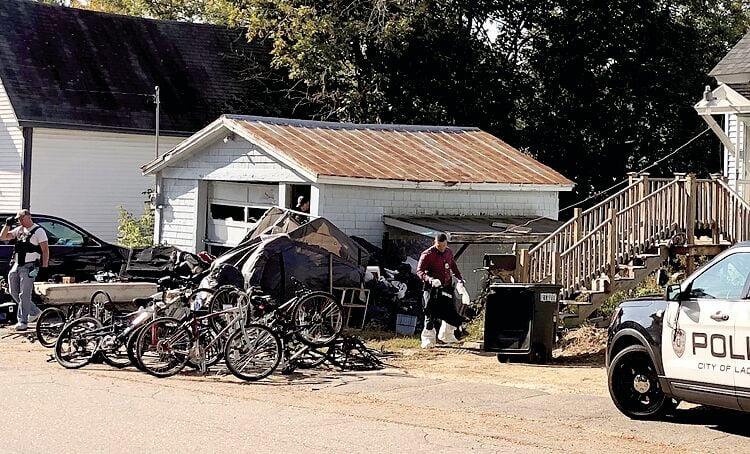 Drug Bust Bikes