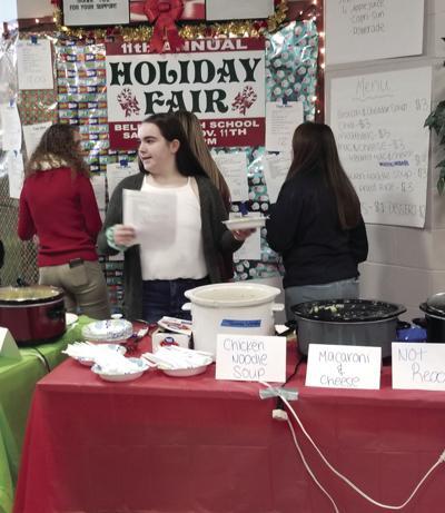 11-10 BHS Holiday fair