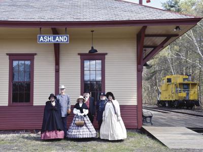 Ashland Railroad Station Museum