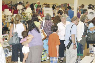 Gilford Church fair