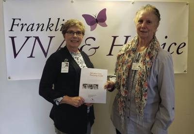 Elaine Cartier and Sharon Wilcox