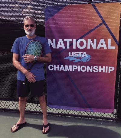 10-06 Tennis team at Natnls