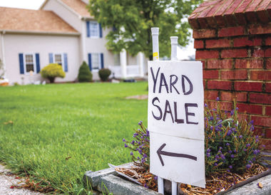 How to score the best deals at yard sales | Announcements