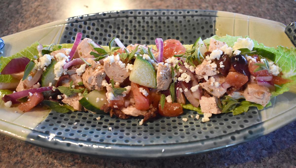 07-30 Foodie Greek Salad