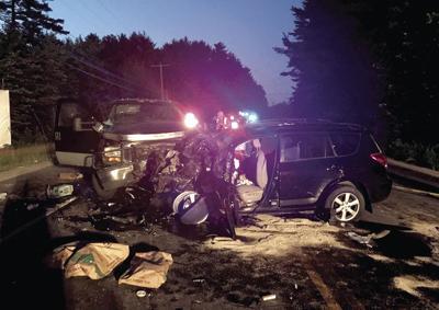 Two die in three-vehicle crash in Belmont | Local News