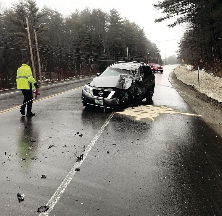 Eight died on Rt  106 in year — rumble strips considered | Local