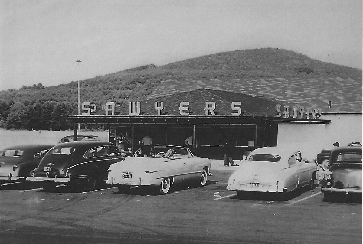 Sawyers Dairy Bar 1949. (Courtesy photo)