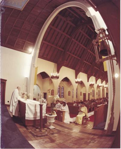 ST. JOSEPH WEDDING
