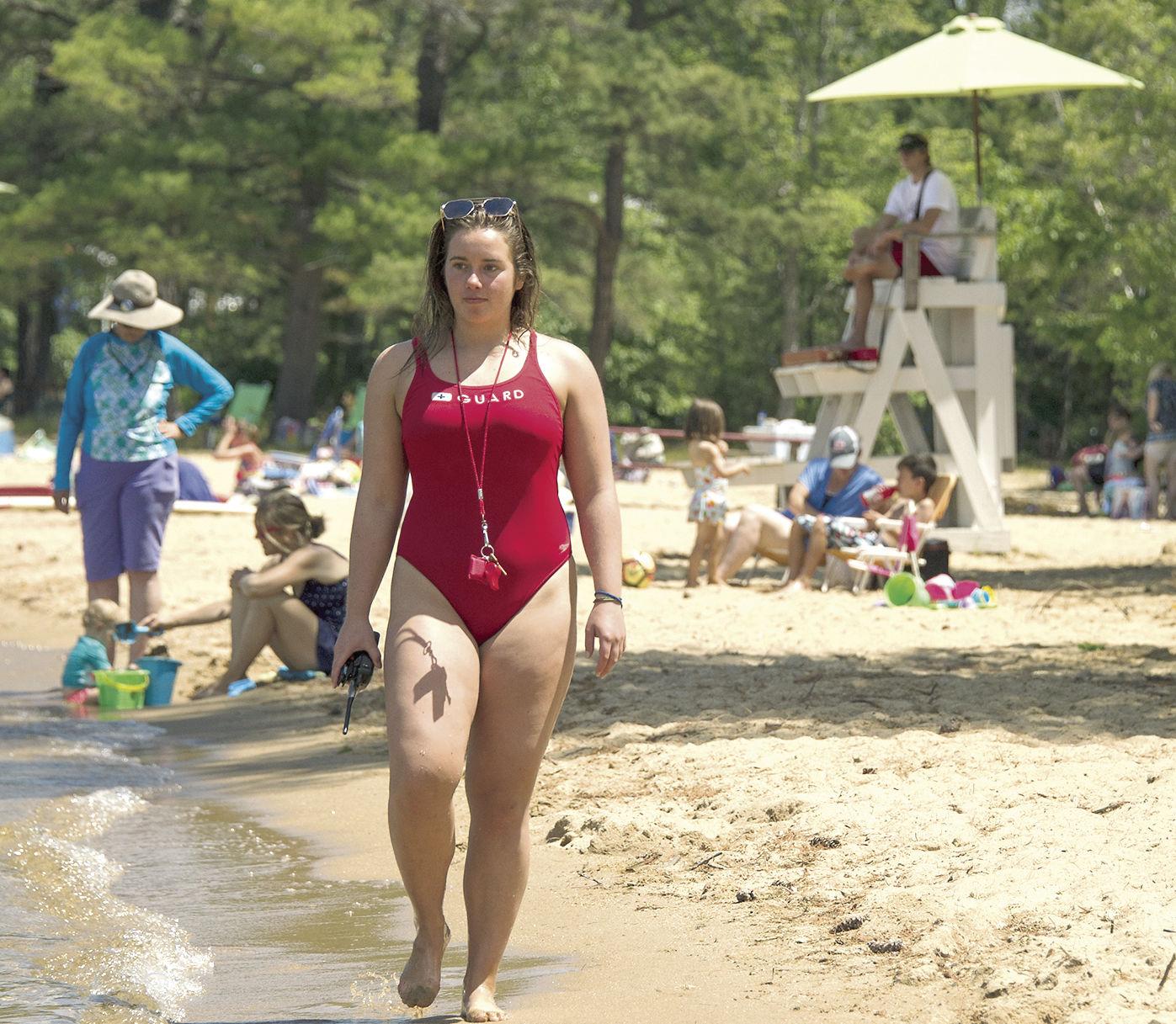 Lewd Lifeguard