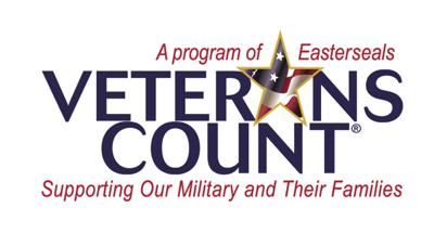 Veterans Count logo