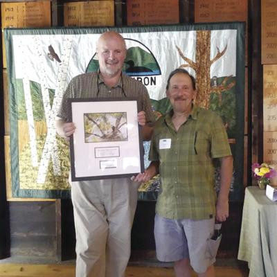Iain MacLeod Goodhue-Elkins Award