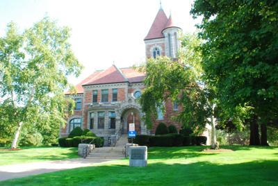 Laconia Library