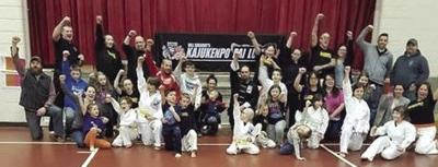 Kick for Cancer Charity Martial Arts Tournament