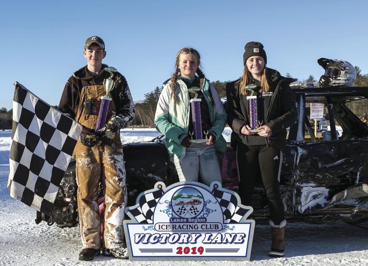 01-20 SPORTS Ice racing winners
