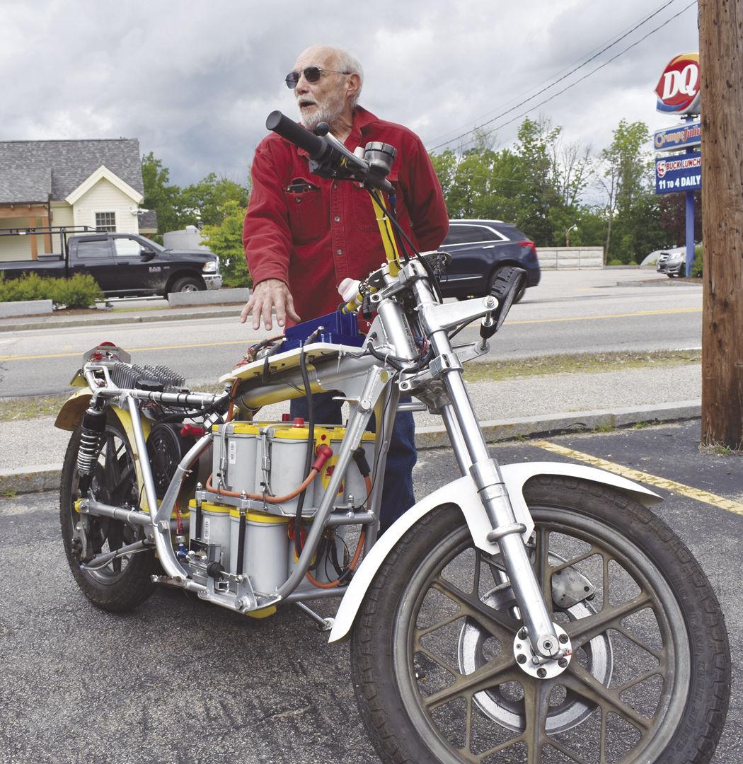 06-15 Electrict Bike 1