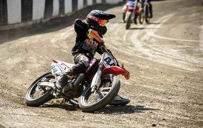 11-year-old is top racer among kids