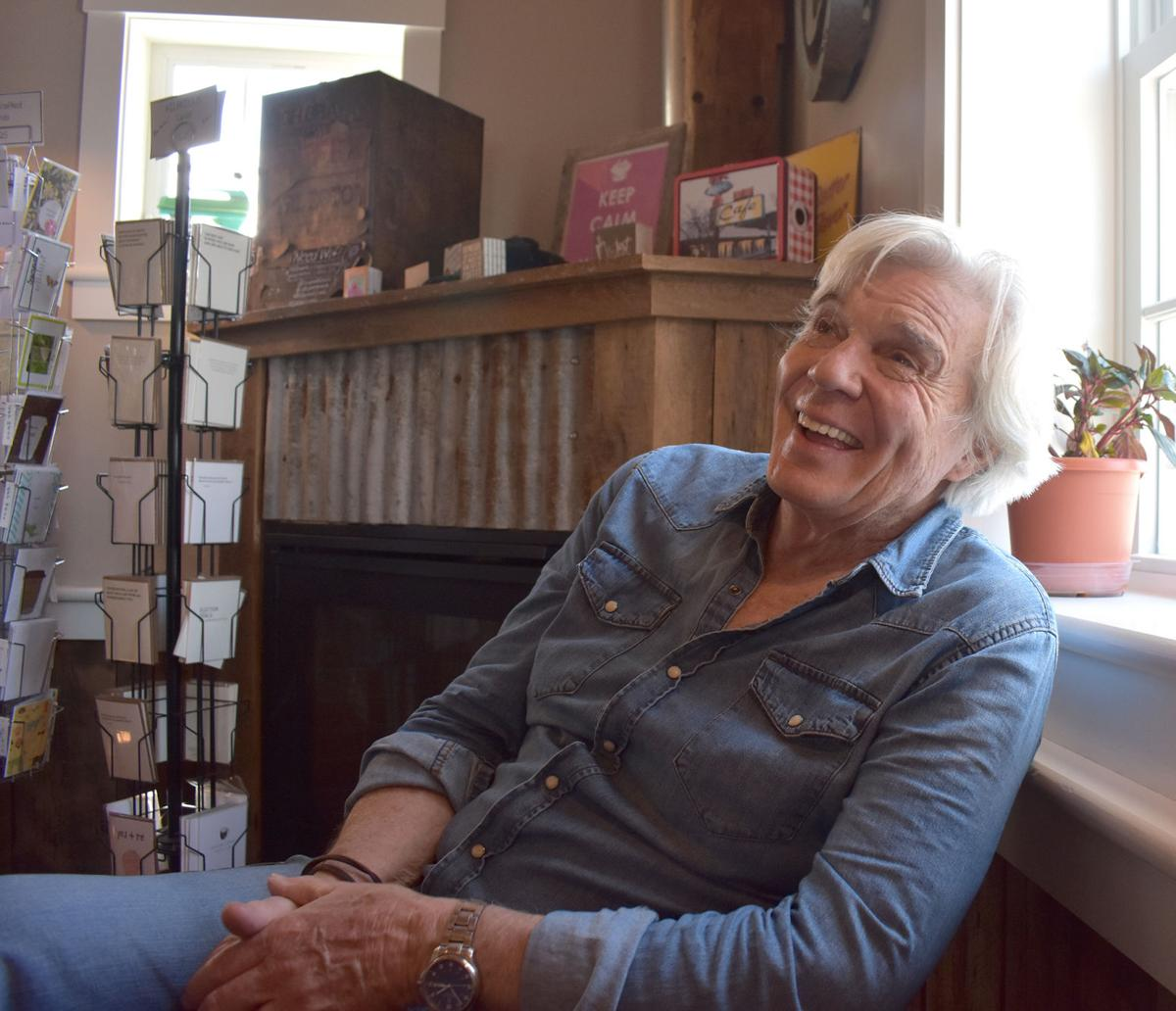 For Entertainer John Davidson, 'What's Next' Includes