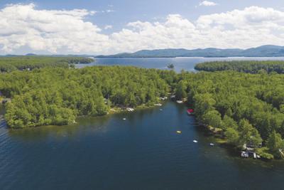 Beautiful Lake Winnipesaukee