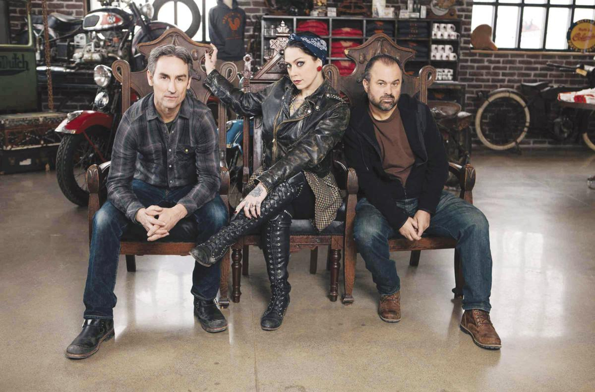 American Pickers The Crew