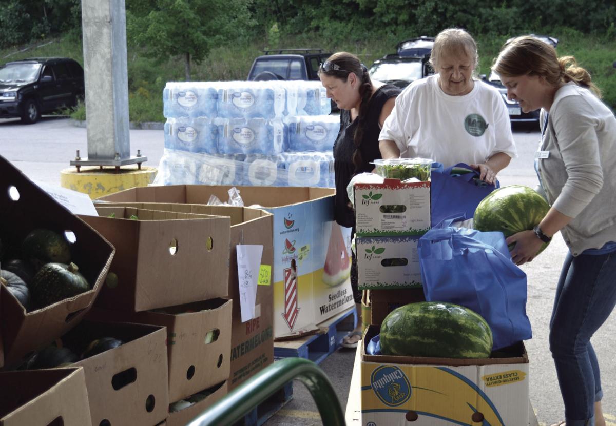 nh food bank donations