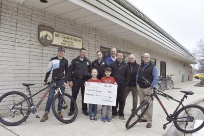LPD bike donation