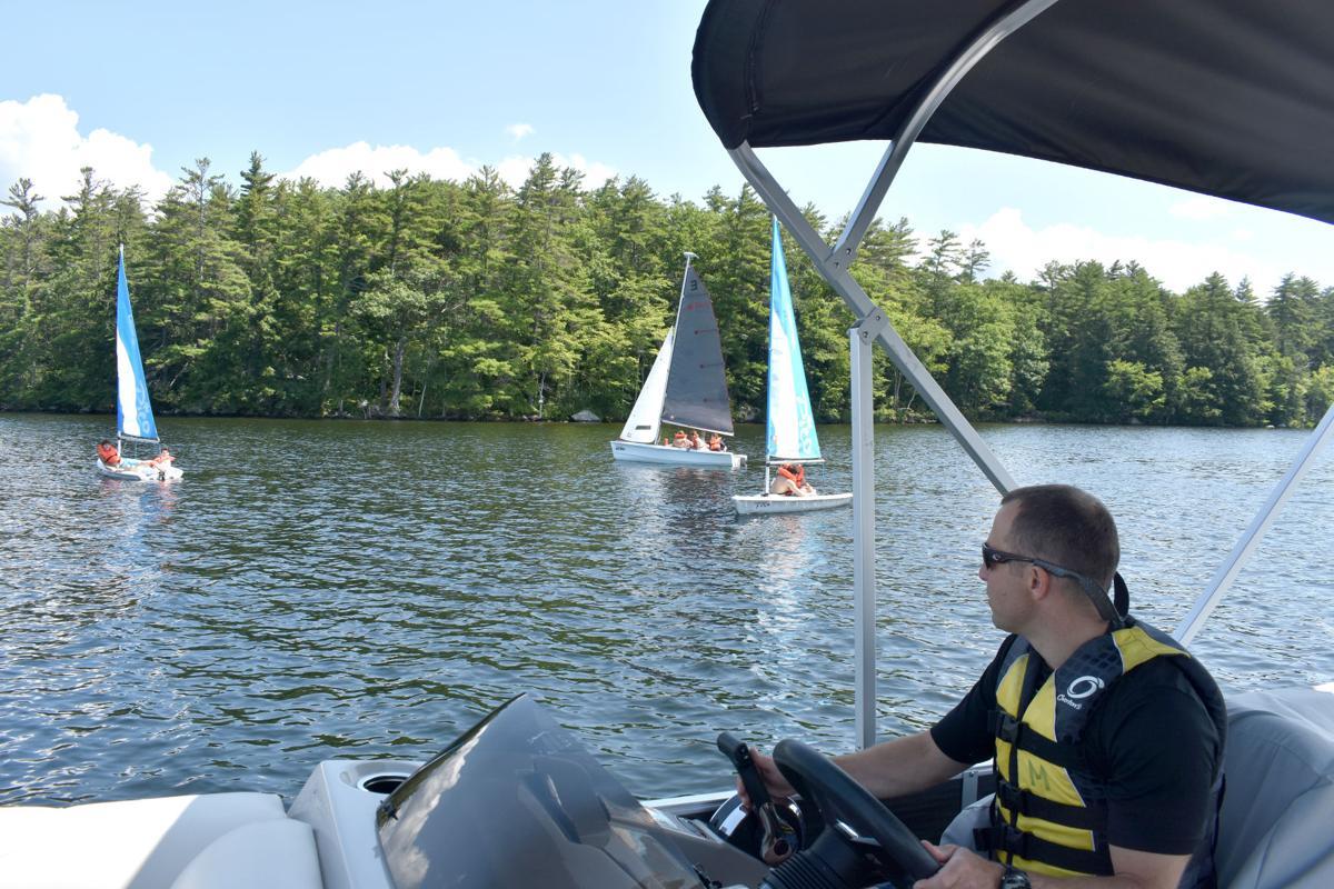 07-27 Farm Island sailboats