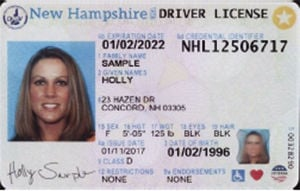 Dmv Assigned Drivers' Are Way Numbers Laconiadailysun Community Changes com License Nh