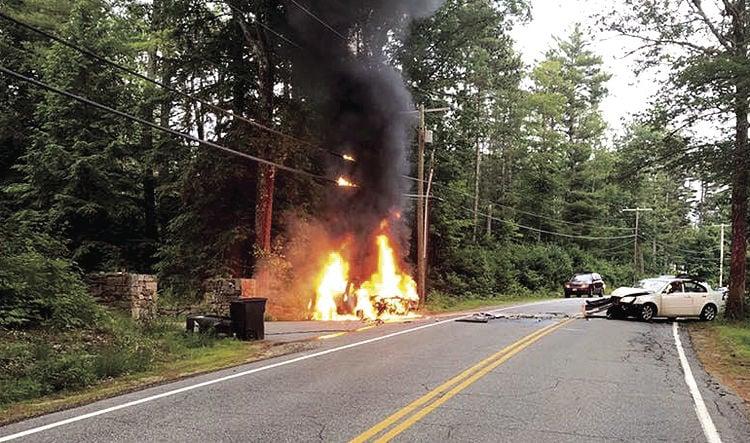Belmont Fiery Crash2