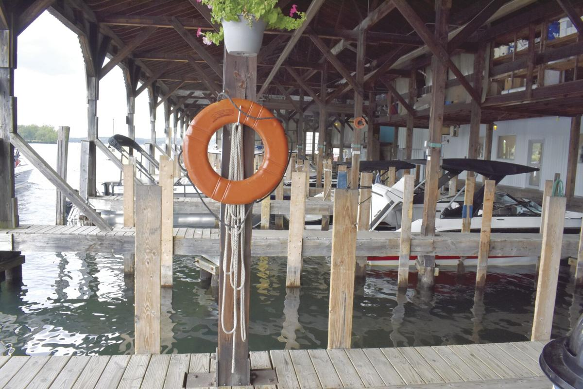 Boat Rentals scene