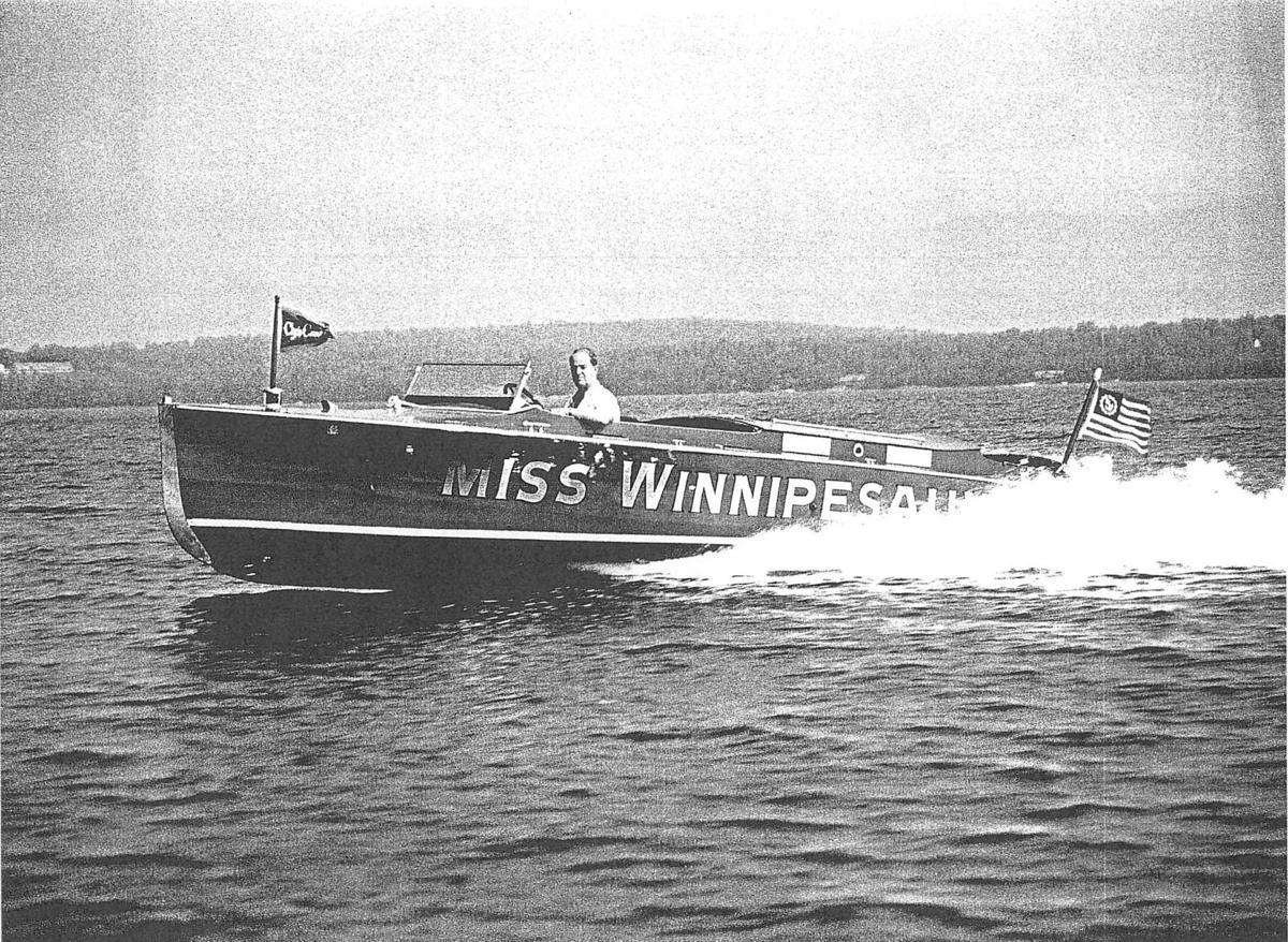 Jim Irwin Sr. boat