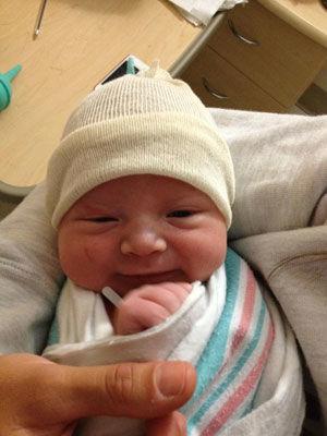 Birth: Jackson Kai Jacobs