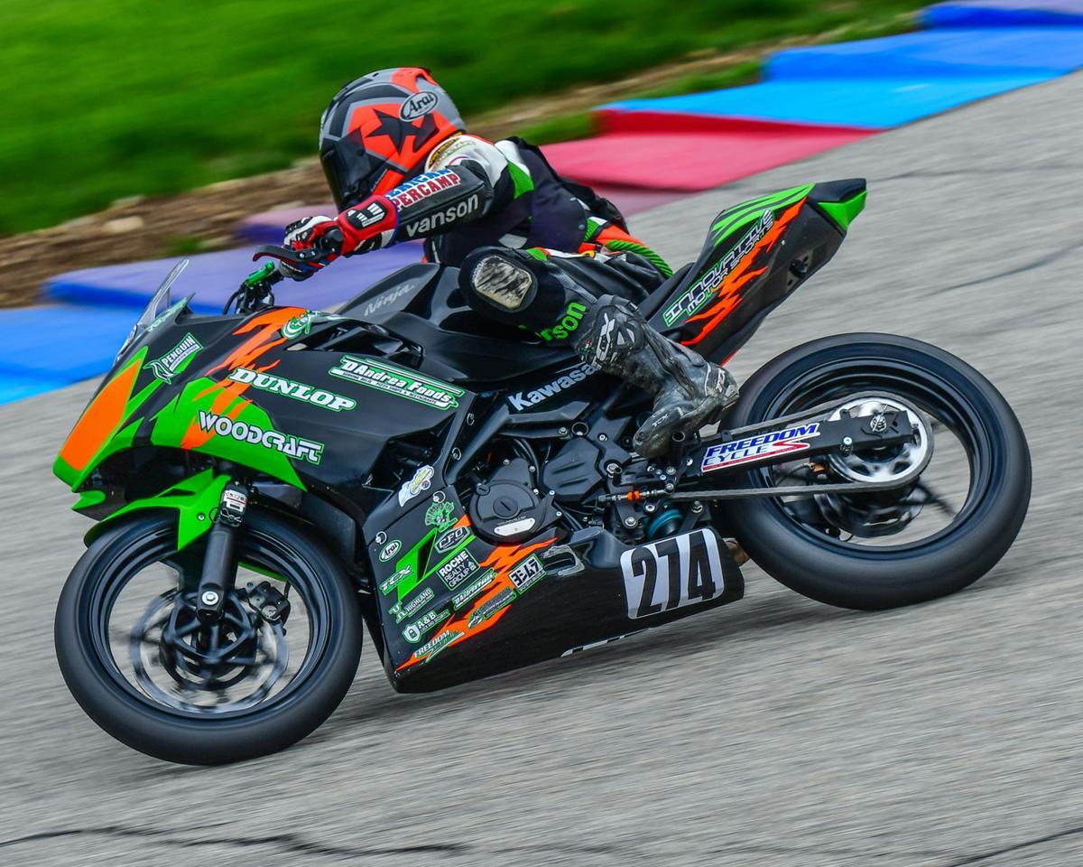 06-13 Ben Gloddy racing