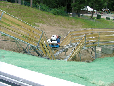 Gunstock Mountain Coaster heralded as big boost for Lakes