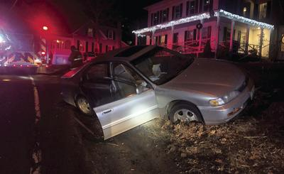 Wolfeboro Crash