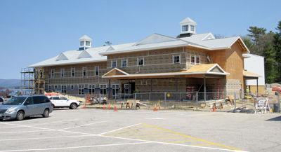 Glendale Marine Patrol building taking shape, should open in