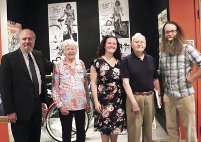 Taylor sponsoring Wright Museum exhibit