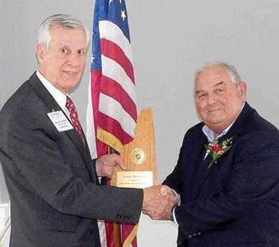Camp Resiliance honored by Military Officers of America