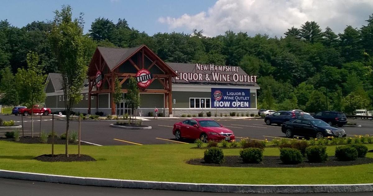 05-16 Warner Liquor Store