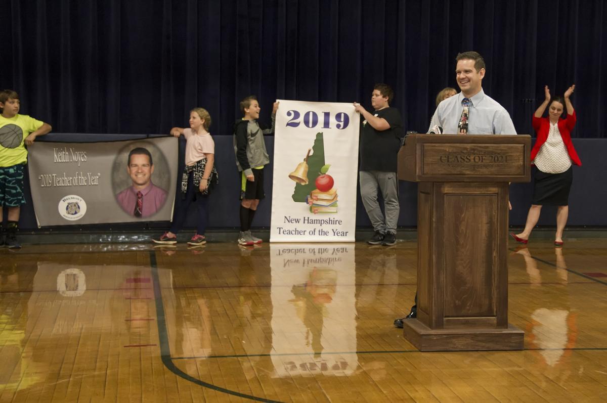 10-11 Teacher of the Year Noyes