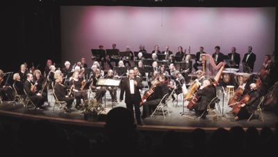 Lakes Region Symphony Orchestra String Ensemble