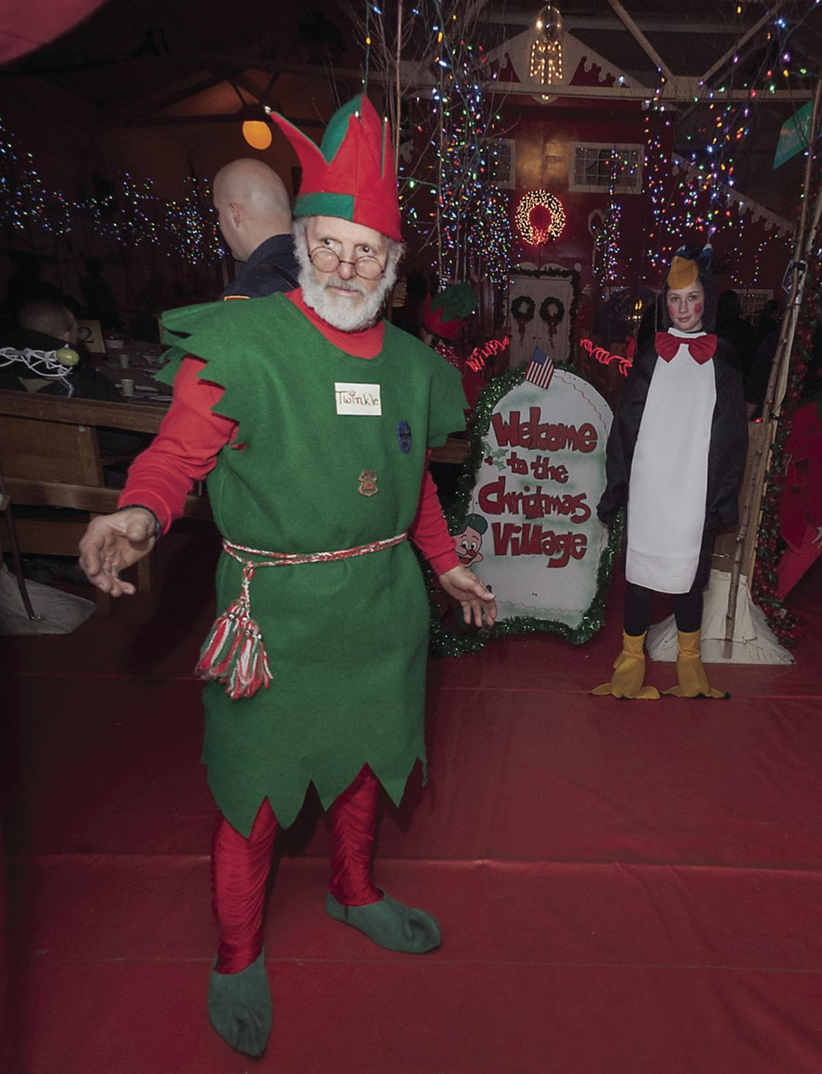 Center Conway Nh Rec Center Christmas Event 2020 Christmas Village tradition continues, with one elf absent | Lake