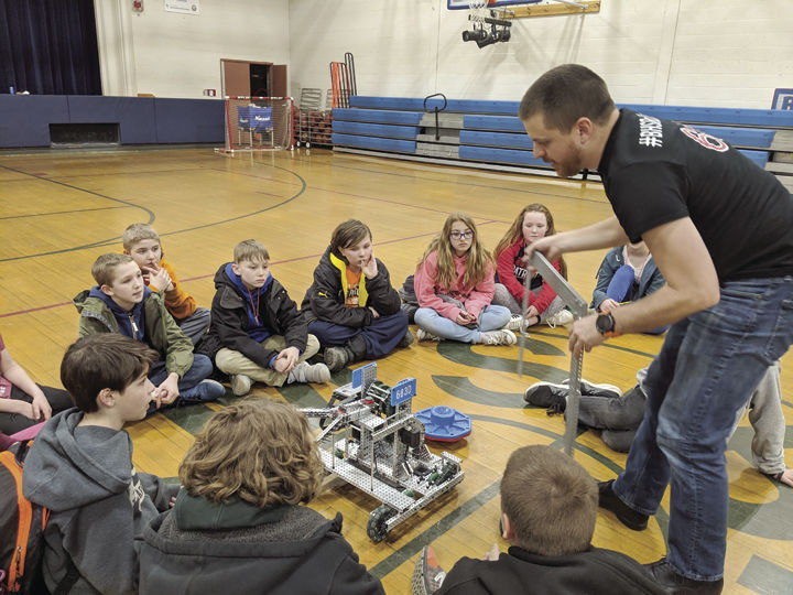 Belmont students powered by STEAM | Local News | laconiadailysun com