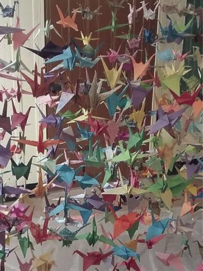 06-09 Peace Cranes