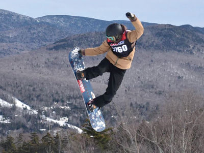 Gilmanton brothers heading to Snowboard Championships
