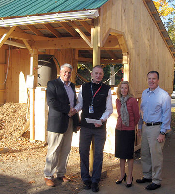 nter-Lakes teams up with Prescott Farm for environmental education